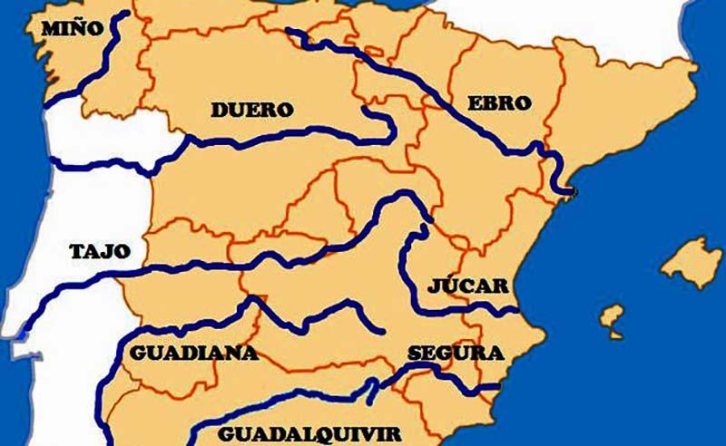 Cartina Geografica Spagna E Formentera.Cartina Della Spagna Scarica Cartina Della Spagna In Alta Qualita Dati Da Europa