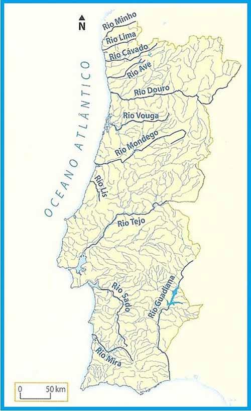 Portogallo Spagna Cartina.Cartina Del Portogallo Scarica Cartina Del Portogallo In Alta Qualita Dati Da Europa