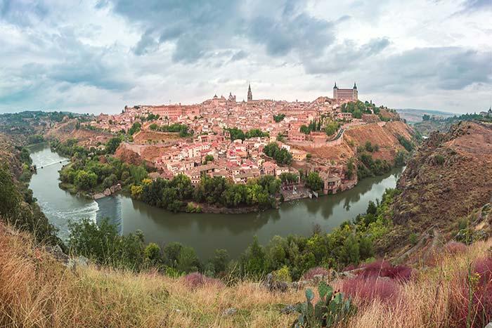 Cartina Spagna Toledo.Spagna Informazioni Di Spagna Dati Da Europa