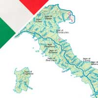 Fiumi Italia