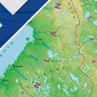 Fiumi della Finlandia