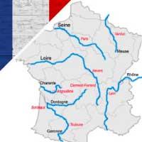 Fiumi della Francia