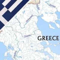 Fiumi della Grecia