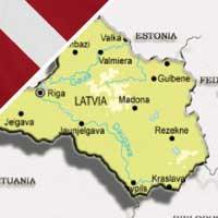 Fiumi della Lettonia