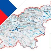 Fiumi della Slovenia