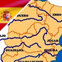 Fiumi della Spagna