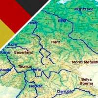 Fiumi della Germania