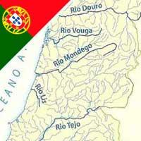 Fiumi di Portogallo