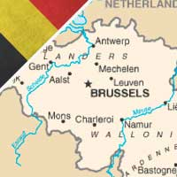 Fiumi in Belgio