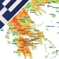 Montagne della Grecia