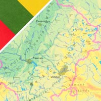 Montagne della Lituania