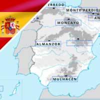 Montagne della Spagna