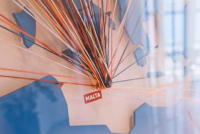 Malta Cartina Stradale.Cartina Di Malta Scarica Cartina Di Malta In Alta Qualita Dati Da Europa