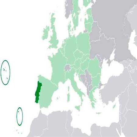 Cartina Dettagliata Del Portogallo.Portogallo Informazioni Del Portogallo Dati Da Europa