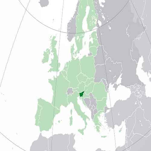 Cartina Turistica Slovenia.Slovenia Informazioni Della Slovenia Dati Da Europa